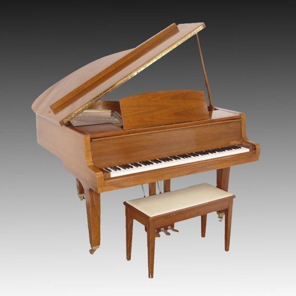 116 1978 yamaha g1 cherry baby grand piano lot 116 for Yamaha dgx640c digital piano cherry