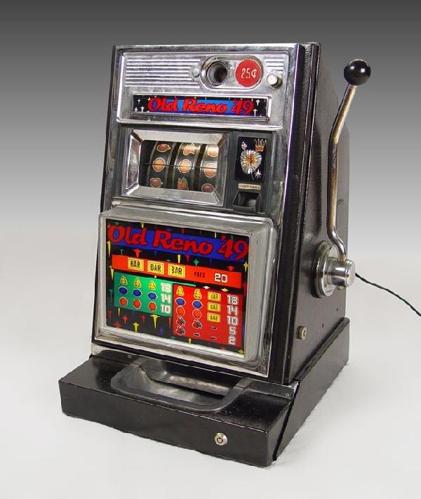 reno slot machine