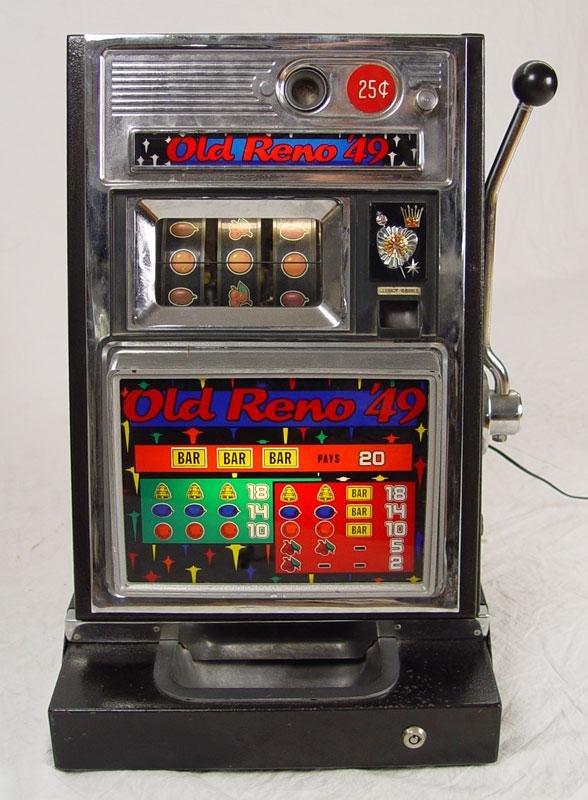 old reno slot machine