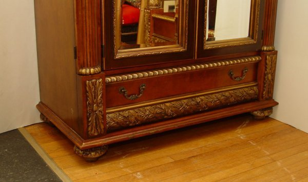 15 4 Pc Horchow Bellissimo Bedroom Set Lot 15