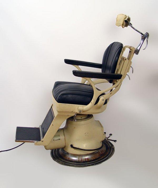 Antique Ritter Dental Chair - Antique Ritter Dental Chair Antique Furniture