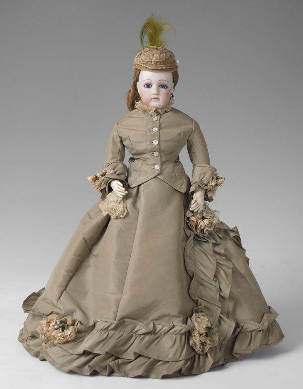 81 Jumeau French Fashion Poupee Doll Lot 81