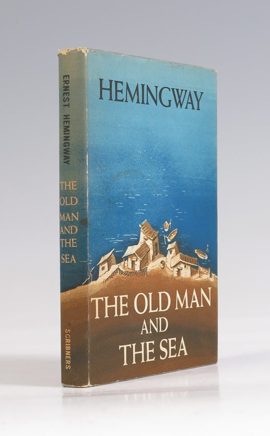 an assessment of the book the old man and the sea by ernest hemingway The old man and the sea ernest hemingway the blue marlin largest caught by rod and reel: 1,282 pounds materials needed: o a copy of the novel.