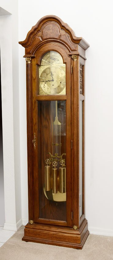 how to make a grandfather clock chime