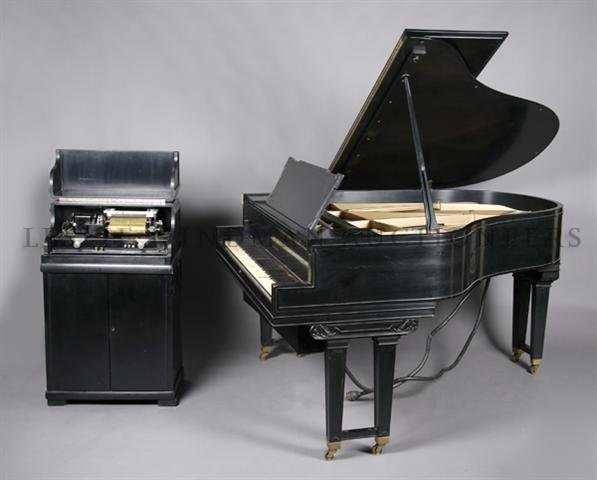 An Ivers And Pond Baby Grand Player Piano Height 38 3