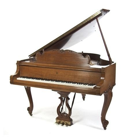 234 A Steinway And Sons Baby Grand Piano Height 67 X