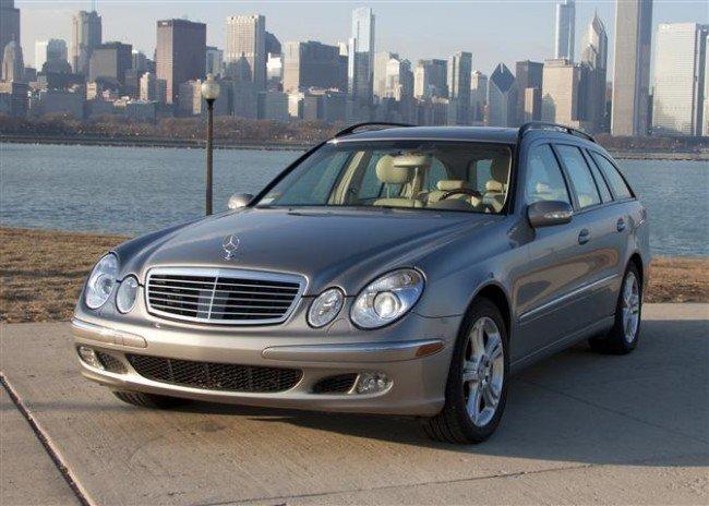 994 a 2004 mercedes benz wagon model e500 lot 994 for Mercedes benz e500 wagon