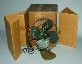 3154: An A.C. Gilbert Electric Fan,