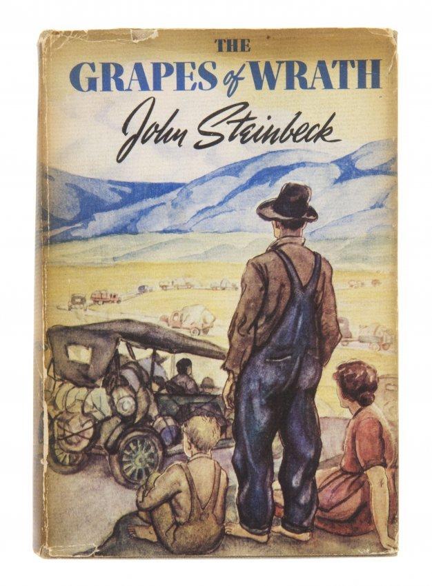 Lot of 23 John Steinbeck