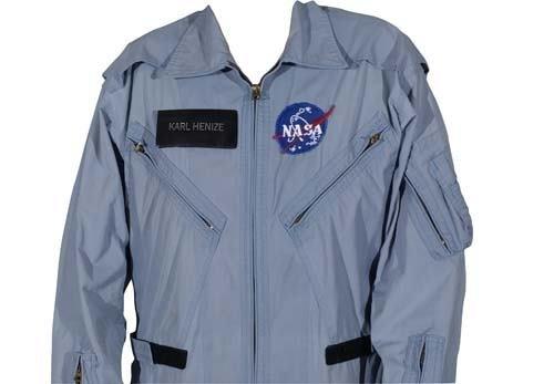 nasa astronaut flight suit - photo #13