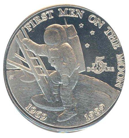 apollo xi commemorative token - photo #24