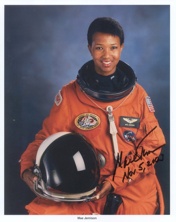 Mae Jemison in Space Suit (page 4) - Pics about space