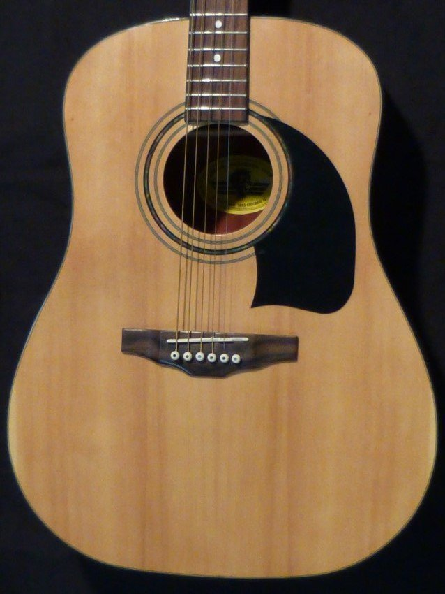 Top country guitar