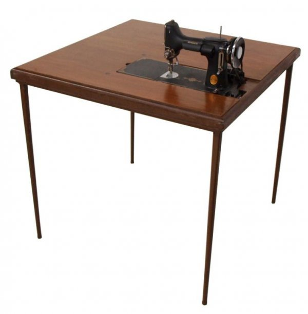 featherweight sewing machine tables