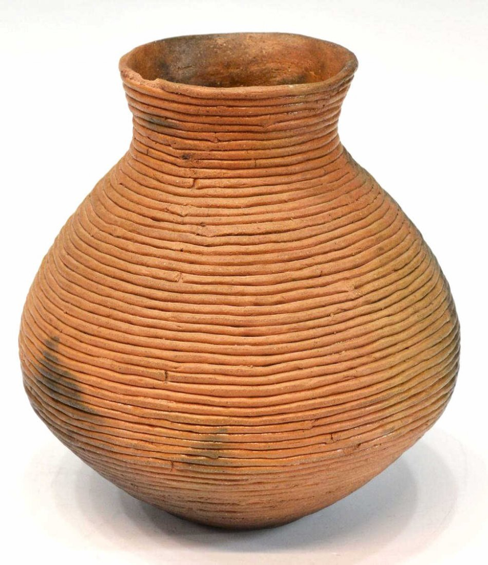 Coil Pottery History Coil Pottery History