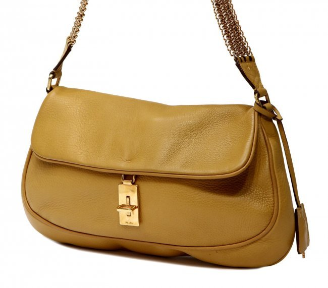 4caf35932de7 Prada Leather Baguette Bag | Stanford Center for Opportunity Policy ...