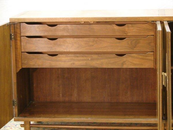 238 Vintage Baker Furniture 6 5 Ft Sideboard Lot 238