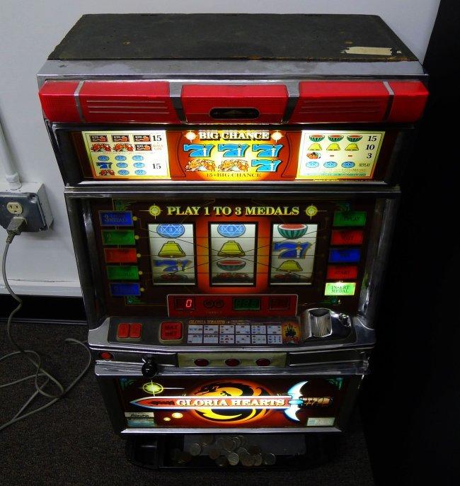 mizuho slot machine
