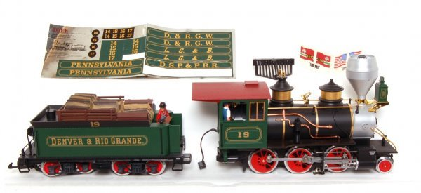 G Scale, Model Railroads & Trains, Toys & Hobbies | PicClick  |Lgb Engine Cow