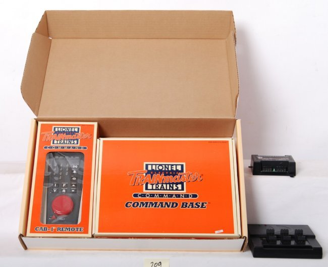 209 Lionel Tmcc Command Set Sc 2 And Acs Lot 209