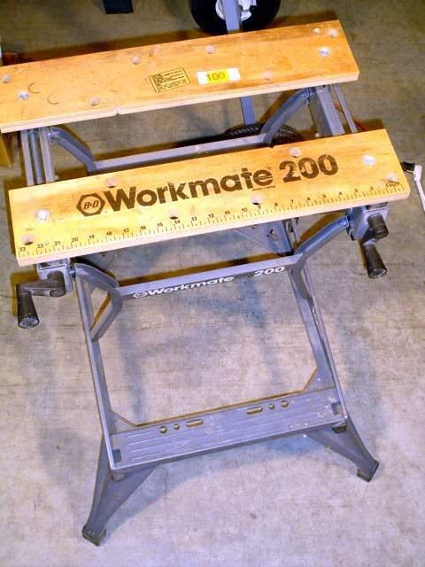 Black And Decker Workmate. lack and decker workmate 200,