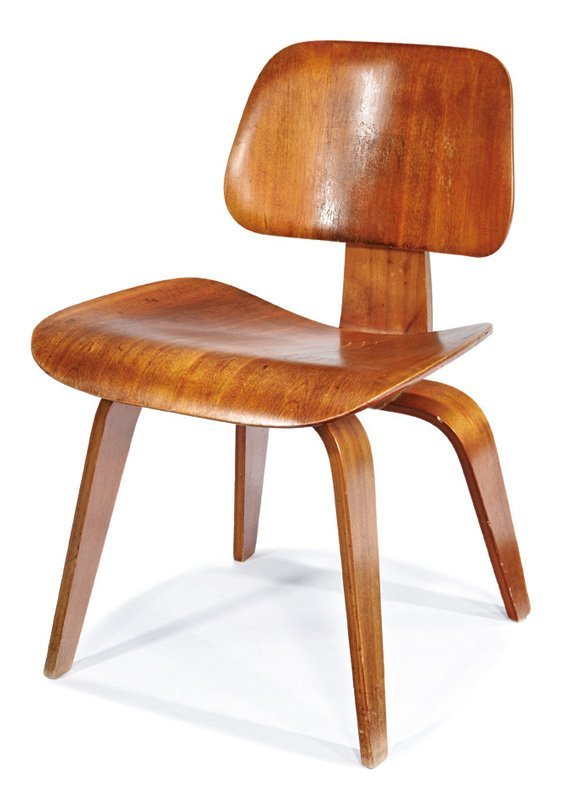 Charles Ray Eames Dining Chair Lot 13