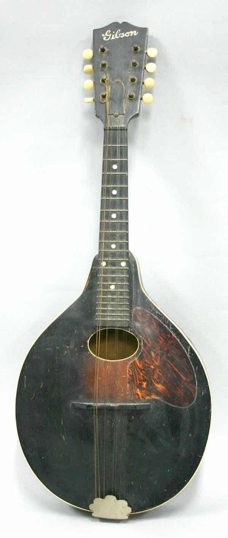 Education Vintage gibson mandolins getting