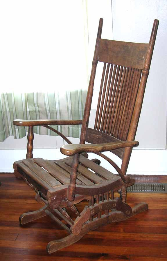 raised panel glider rocker rocking chair antique white atg stores