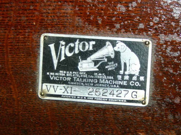 victor talking machine vv xi