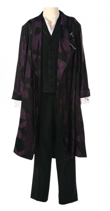 President Snow Rose Garden Suit : Lot 114