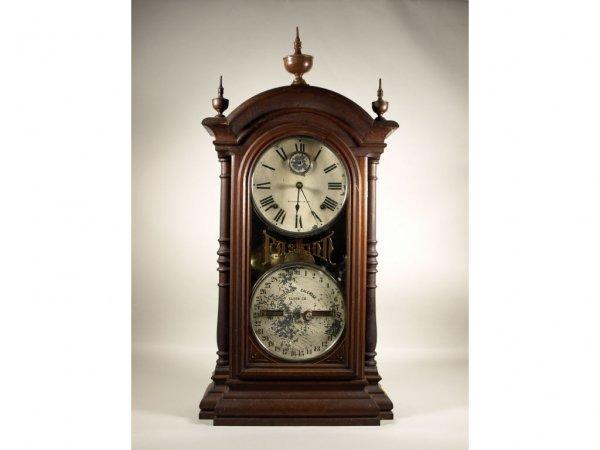 Antique Southern Calendar Fashion Clock Antique Clocks