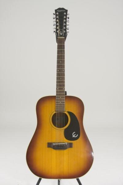 the unique guitar blog paul mccartney 39 s epiphone texan. Black Bedroom Furniture Sets. Home Design Ideas