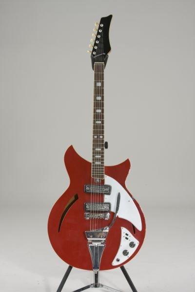 2139 Vintage Rickenbacker Copy Electric Guitar Lot 2139