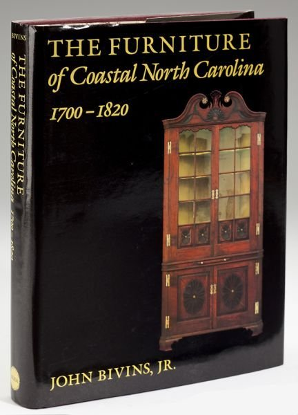 North Carolina Antique Furniture Reference Book Lot 487