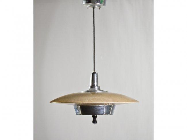 mid century modern hanging lamp chandelier lot 417. Black Bedroom Furniture Sets. Home Design Ideas