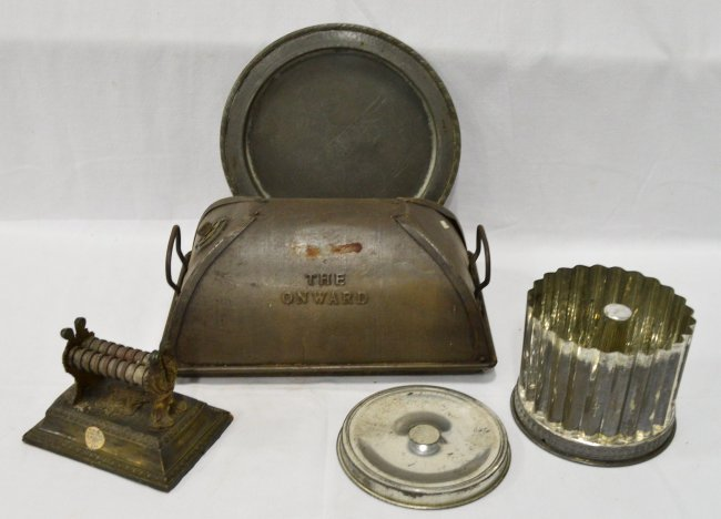 Collection of antique kitchen tools lot 198 for Antique kitchen utensils identification