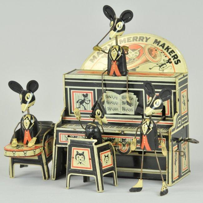 1348 marx merry makers band lot 1348. Black Bedroom Furniture Sets. Home Design Ideas