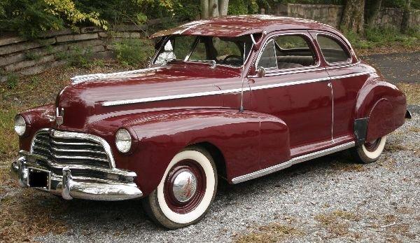 128 chevrolet two door 1946 fleetmaster coupe lot 128 for 1946 chevy 2 door sedan