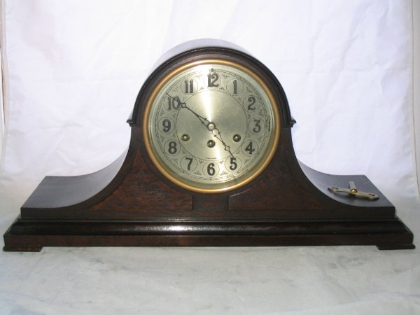 Herschede Hall Clock Co. Mantel Clock – Antique Clocks Price