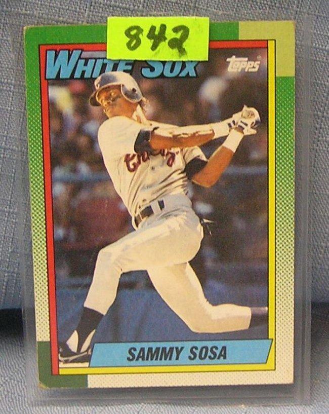 vintage rookie cards eBay