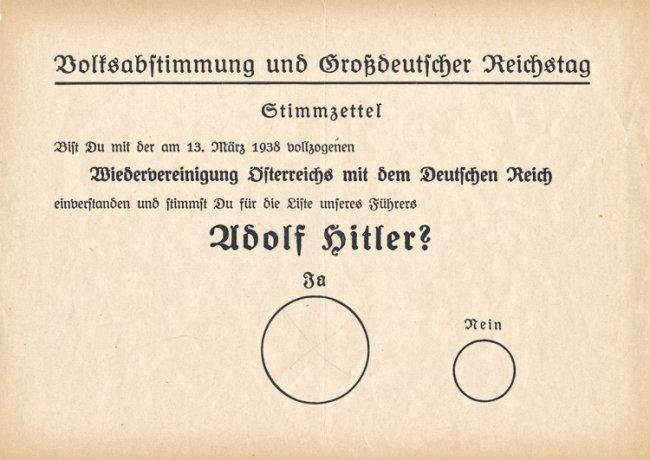 Adolf essay hitler