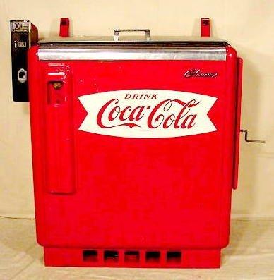 glasco coke machine