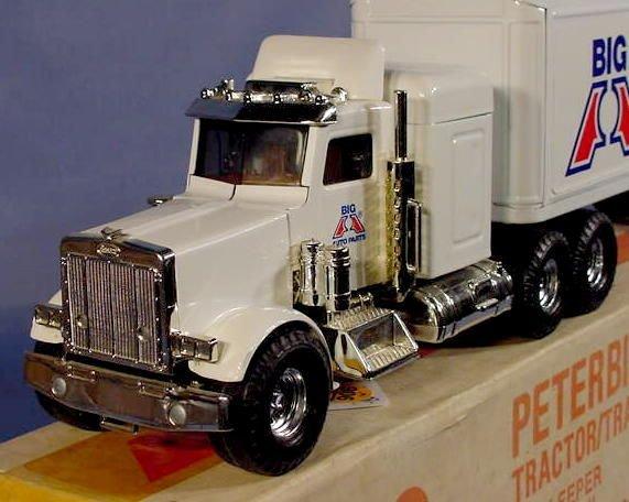 Toy Semi Tractor : Die cast semi truck toys