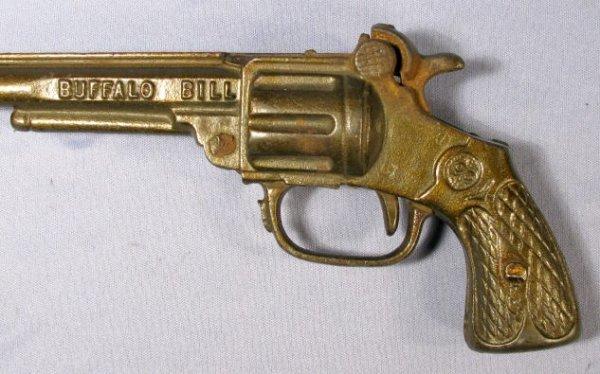 Bill's Vintage Cap Guns - Misc. Holsters & Sets
