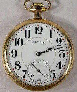 Variants.... vintage illinois watch