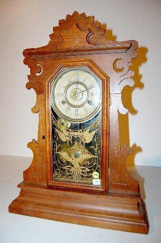 Cost Kitchen on New Haven  Shamrock  Kitchen Clock W Alarm   Antique Clocks Price