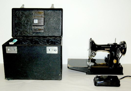 feather lite sewing machine