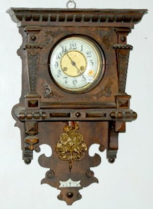 Junghans swinger clocks long time