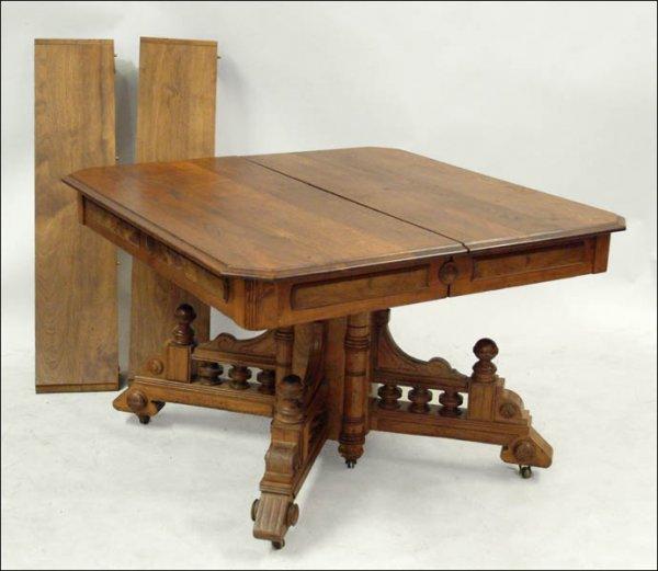 Dining Table Eastlake Victorian Dining Table : 25445611l from choicediningtable.blogspot.com size 600 x 521 jpeg 41kB