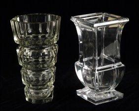 sevres crystal vase vases sale. Black Bedroom Furniture Sets. Home Design Ideas